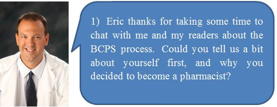the decision to become a pharmacist
